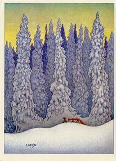 Fox & Gnome, Lennart Helje.