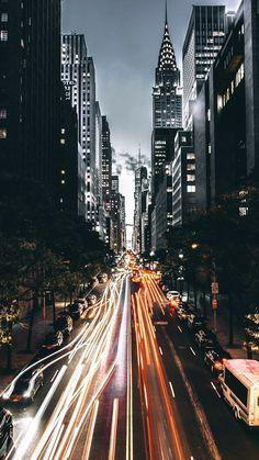 City Lights Photography, Cityscape Photography, Urban Photography, Night Photography, Street Photography, Landscape Photography, Travel Photography, New York Photography, Exposure Photography