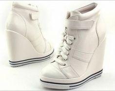 569a562ac7673 36 Best Sapatos - Preto   Branco ♥ images
