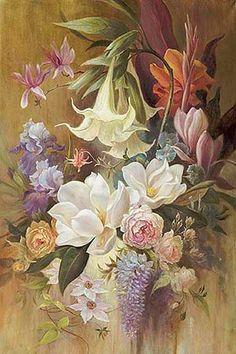 Painter Brenda Burke | British Artist