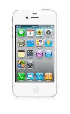 Apple iPhone 4 - 8 GB - White...    $0.01