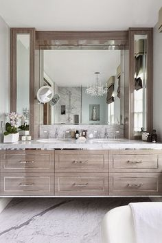Home Decor Bedroom 15 Bathrooms With A Fabulous Floating Vanity.Home Decor Bedroom 15 Bathrooms With A Fabulous Floating Vanity Bathroom Accents, Silver Bathroom, Modern Bathroom, Wood Bathroom, Bathroom Furniture, Bathroom Cabinets, Kitchen Cabinets, Vanity Bathroom, Oak Cabinets