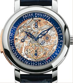 Patek Philippe 5104P Watch