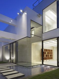 Architecture Luxury Houses | Rosamaria G Frangini || Modern Architecture Luruxy Inspired