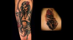 Episode 9 Ink Challenge: Pin-Ups | Best Ink | Photo Gallery on Oxygen | Pictures, Photos | Oxygen