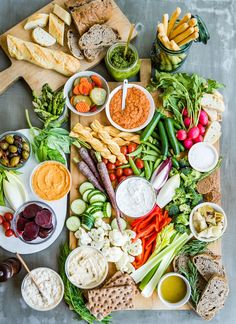 Crudités are essential for every party, right? We'll show you how to build an epic crudité platter that will wow your guests.