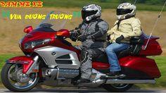 Tuyệt Đỉnh Siêu Xe Mô tô - Honda GoldWing Ông Vua Đường Trường Mạnh Nhất...