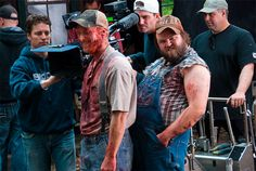 tucker and dale vs evil . such a ridiculously funny movie.