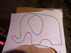 Good elephant template