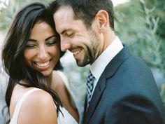 Intimate French Riviera Wedding