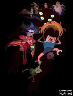 The Ultimate Adventure [Adventure Time] Adventure Time Room, Adventure Time Finale, Adventure Time Wallpaper, Adventure Time Characters, Adventure Time Anime, Marceline, Princesse Chewing-gum, Abenteuerzeit Mit Finn Und Jake, Adveture Time