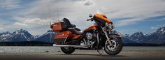 2014 Touring Electra Glide Ultra Ltd | Harley-Davidson USA