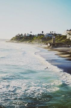 San Clemente, California.