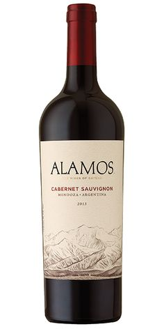 The oak aging of Alamos Cabernet Sauvignon brings complex layers of brown spice and vanilla with firm tannins. Try pairing this wine with braised lamb or pork shanks, Scottish beef stew or strip steak with arugula pesto. – Winemaker's Notes