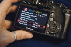 5 must-have menu tweaks for Canon users