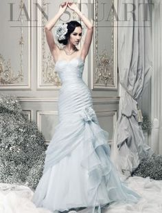 Ian Stuart Lady Luxe collection - Bewitched Now available at Nicole Bridal & Formal in PA, www.nicolebridal.com
