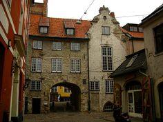 The Riga Old Town Tour | E.A.T. Riga Tours