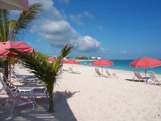 TURKS AND CAICOS.  This picture is from Ocean Club West, where we stayed on my 3rd visit to T&C!