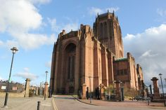 Liverpool Cathedral is regarded as one of the greatest buildings of the twentieth century and is one of the largest church buildings in the world (2910×1940)