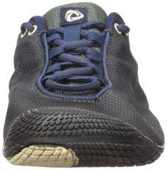 Tesla Men's Trail Running Minimalist Barefoot Athletic Shoe. 'Tesla', in  this case