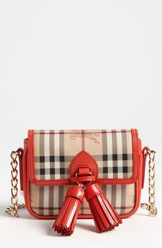 Burberry 'Haymarket Color' Crossbody Bag | Nordstrom-