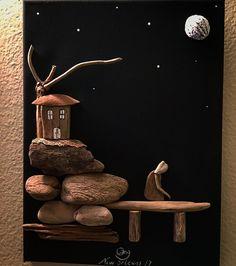 "221 Likes, 24 Comments - Mesut OZYenginer (@driftwoodart.ozy) on Instagram: ""#driftwood #driftwoodart #driftwoodbeach #driftwoodcrafts #drivved #frenchmarket #artsneworleans…"""