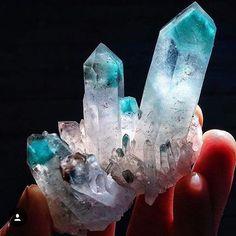 Ajoite crystal