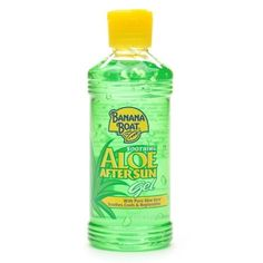 Check out my product review on Banana Boat Aloe Vera Gel @influenster