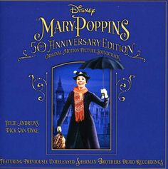Mary Poppins 50TH Anniversary Edition Soundtrack - Mary Poppins 50TH Anniversary Edition Soundtrack, Red
