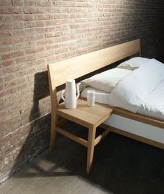 Mieke Meijer - Blend, a fusion of a bed and chair