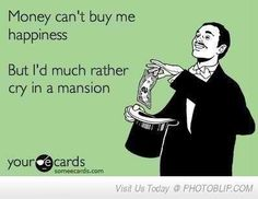 Not even a mansion... maybe a beach house... in Hawaii ;) HAHA