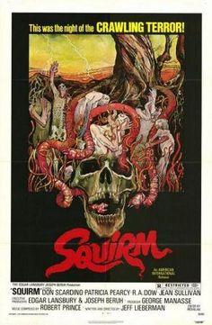 Squirm: Gusanos asesinos  (1976)