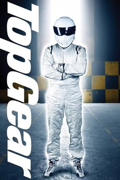 The (second) Stig. I Love 'Top Gear'.