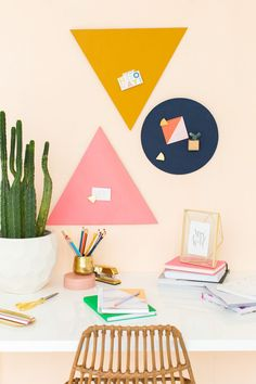 Easy-to-Make Magnetic Memo Boards