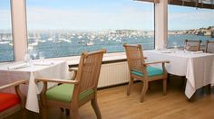 Harbourside #Restaurant @Matty Chuah Geenbank Hotel #Falmouth via Eat Out Cornwall