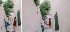 """""""Without Borders"""" Petros & Stavroula   A Pre Wedding Session In Athens, Greece"""