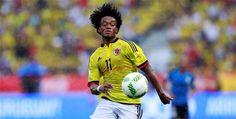 Juan G. Cuadrado se perderá el duelo contra Chile por doble amarilla - Futbolred