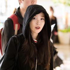 """""""아이유 #IU #guistar #uaena #kpop #singer"""""""