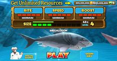Hungry Shark Evolution Hack and Cheats Online Generator for Android and iOS You Can Generate Unlimited Free Gems and Coins!Get Unlimited Free GEMS and Coins! Cheat Online, Hack Online, Evolution, Play Hacks, Gaming Tips, Free Gems, Website Features, Test Card, Free Money
