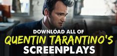 Quentin Tarantino Screenplays What can be said about Quentin Tarantino the screenwriter that hasn't been said before? QT has, easily, one of the most unique and singular voice in the history of cinema. You may love him #FilmmakingTricks #OverviewofFilmSchools