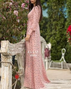 Pretty Dress at www.modestgarments.com / Casual wear  #modestgarments #hijabstyle #hijabfashion #modest #muslimawear #islamicclothing… Islamic Clothing, Hijab Fashion, Pretty Dresses, Casual Wear, Muslim, Street Style, Floral, How To Wear, Instagram