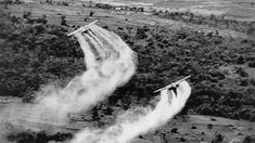 The use of Agent Orange during the Vietnam War continues to cast a dark shadow over both American veterans and the Vietnamese.