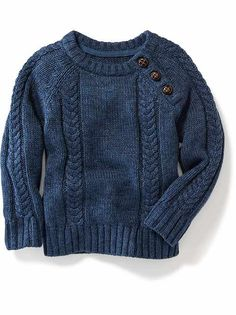 Toddler Boys Clothes: New Arrivals Baby Cardigan Knitting Pattern Free, Knitting Patterns Boys, Baby Boy Knitting, Knitting For Kids, Knitting Designs, Knit Baby Sweaters, Knitted Baby Clothes, Boys Sweaters, Baby Boy Sweater