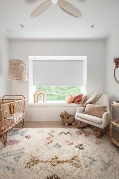 Luxaflex Duette Shades, Nursery - Child-safe Blinds Solutions
