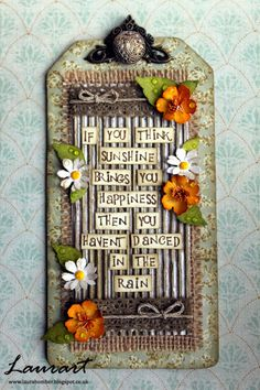 Our Creative Corner: April Showers Bring May Flowers