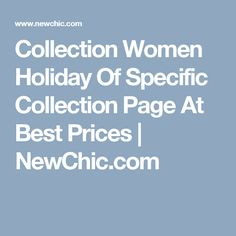 Collection Women Holiday Of Specific Collection Page At Best Prices | NewChic.com Autumn Fashion, Menswear, Mens Fashion, Holiday, Collection, Hot, Women, Style, Moda Masculina