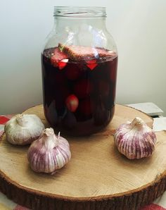 Onion, Garlic, Pudding, Beef, Fruit, Vegetables, Health, Diet, Essen