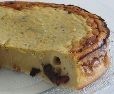 Ma petite cuisine gourmande sans gluten ni lactose: Far breton aux pruneaux, au raisins secs aux farine de riz et de lupin sans gluten et sans lactose