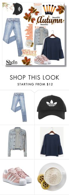 """""""Untitled #105"""" by amazing-724 ❤ liked on Polyvore featuring Topshop, rag & bone, adidas Originals and Mr. Coffee"""