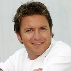 TV Chef James Martin. Does yum yum refer to the food or the chef?